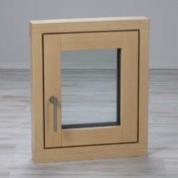 Holz-Alu-Fenster Fichte innen